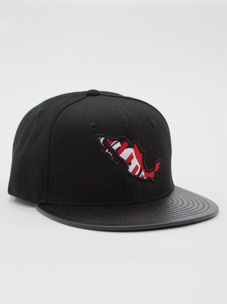 Del 27 Brand™ Mexico Map Snap Back