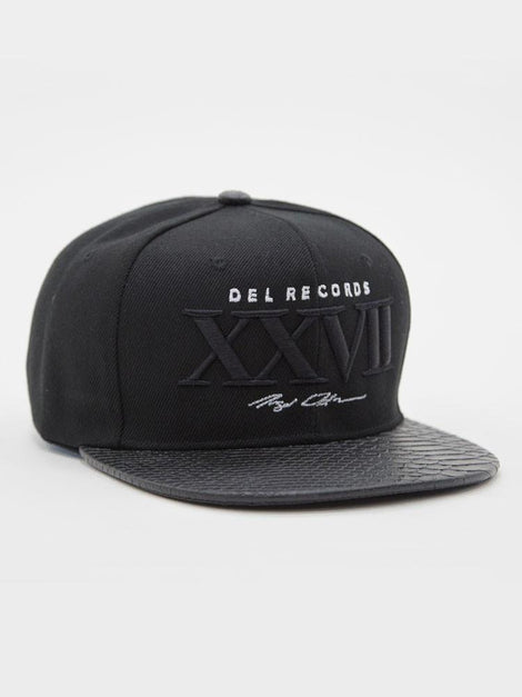 Del 27 Brand™ XXVII Signature Snap Back