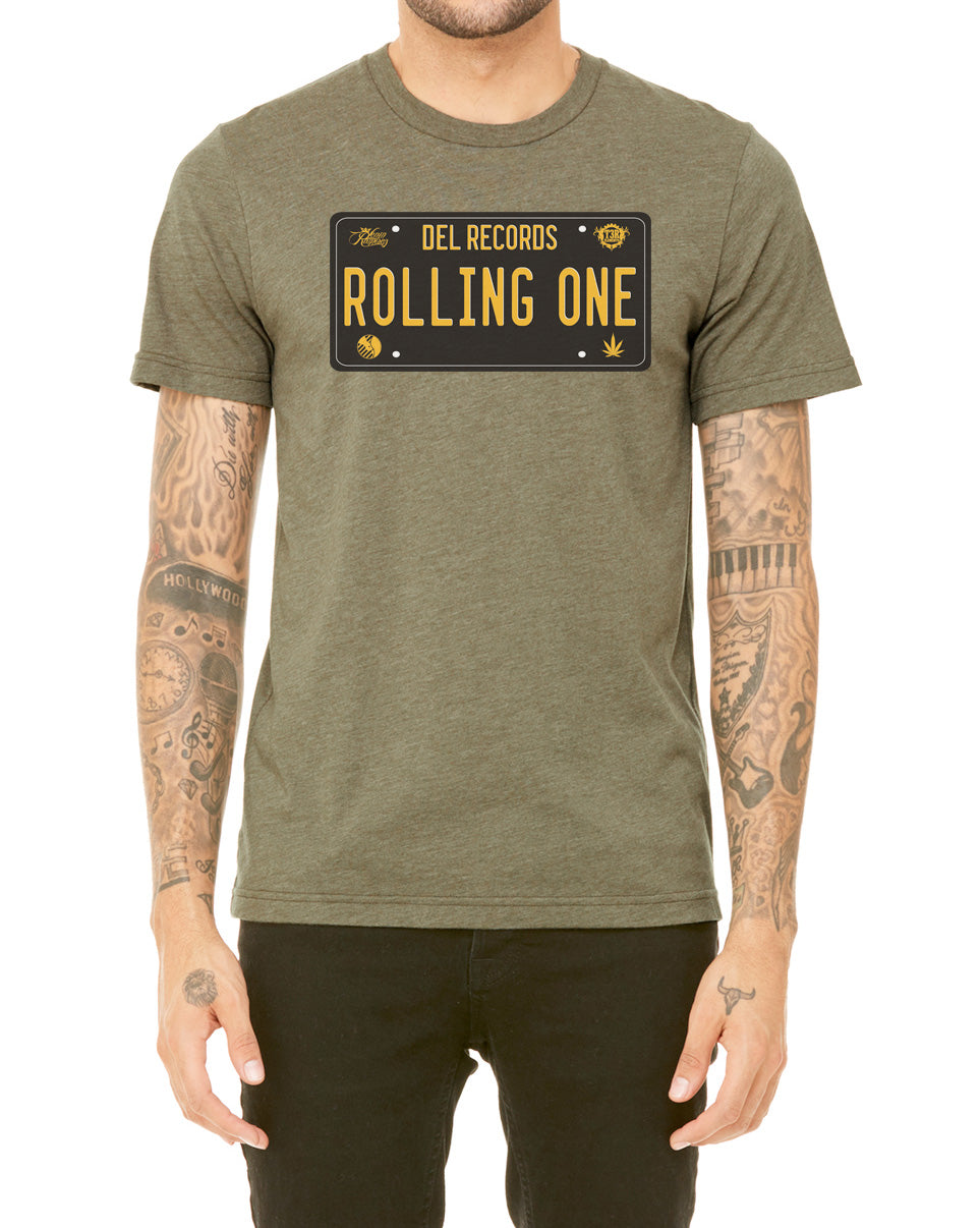 Rolling One Unisex Tee