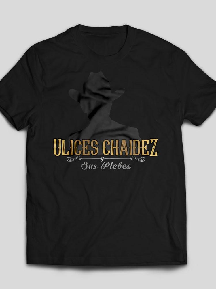 Ulices Chaidez Logo Men's Tee
