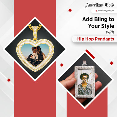 5 Exclusive Designs in Hip Hop Pendants for Fashion Lovers