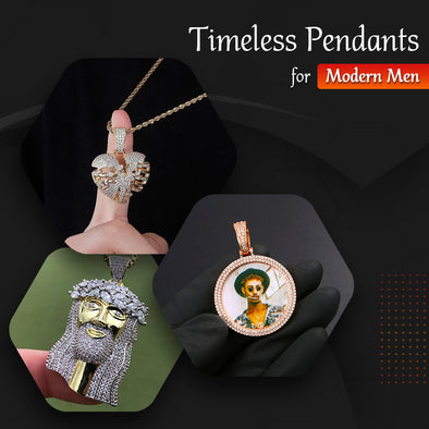 Create Timeless Appeal – Popular Pendants for Modern Men