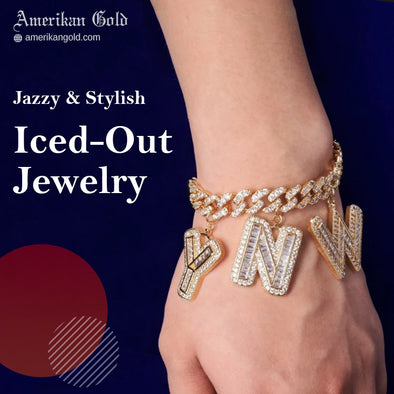 Tips to Jazz Up Your Personal Style with Iced Out Jewelry