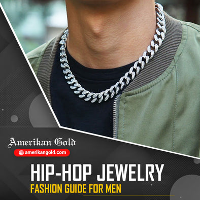 Top Trending Hip-Hop Jewelry for Men for the New Year