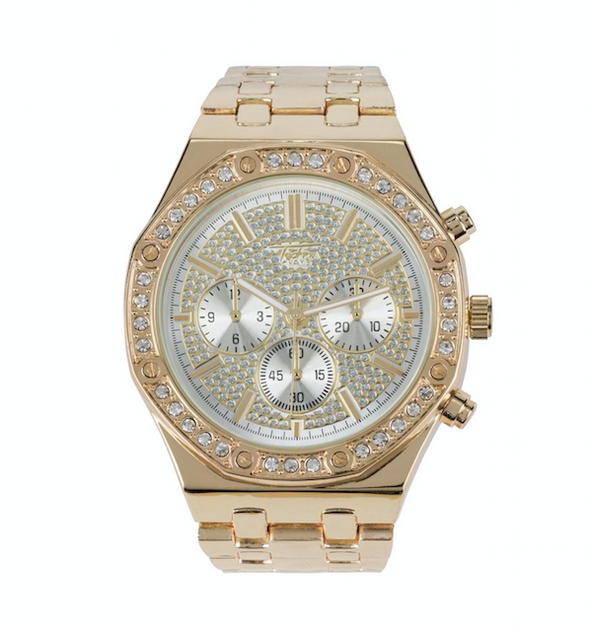 Gold Patek Watch