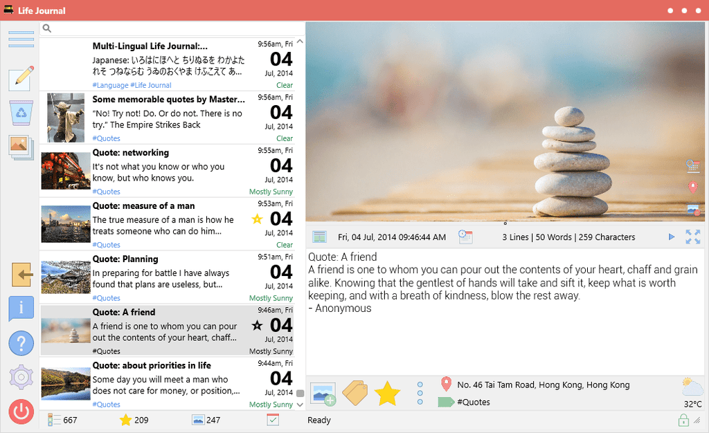 Life Journal Gets Auto-Update capability