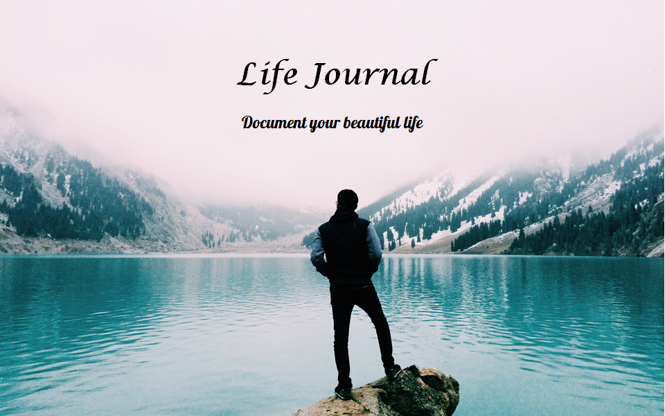 Life Journal v1.2.2: Enhancements to Settings, Sync, UI and more!
