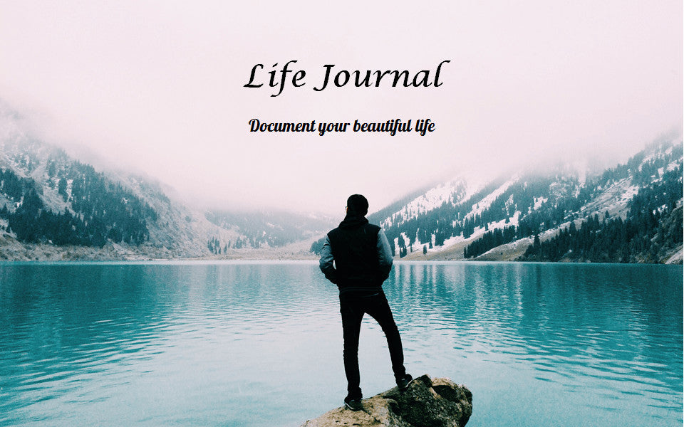 Life Journal - A beautiful journal app for Windows (compatible with Day One)