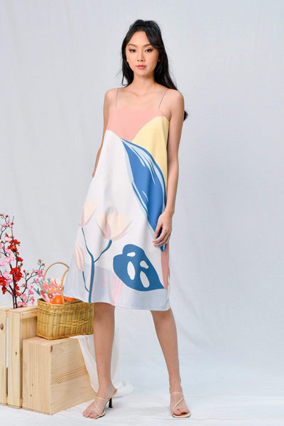 AWE Dresses ARCADIA TENT DRESS IN HARMONY