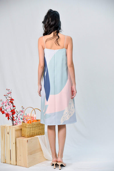 AWE Dresses ARCADIA TENT DRESS IN PURITY