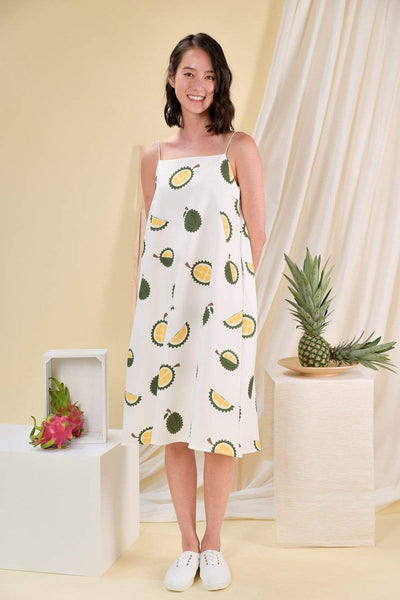 AWE Dresses DURIAN SPAG DRESS
