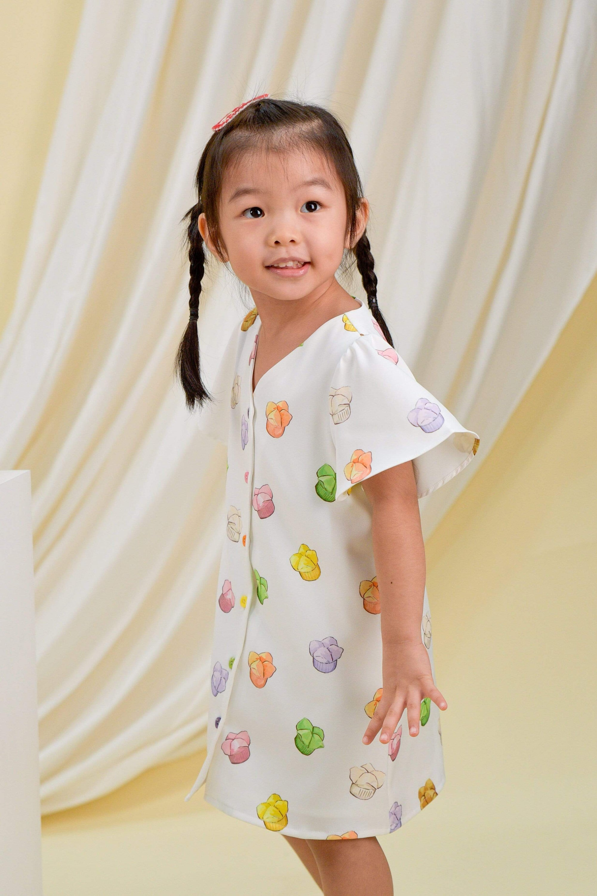 AWE Dresses HUAT KUEH KIDS' DRESS