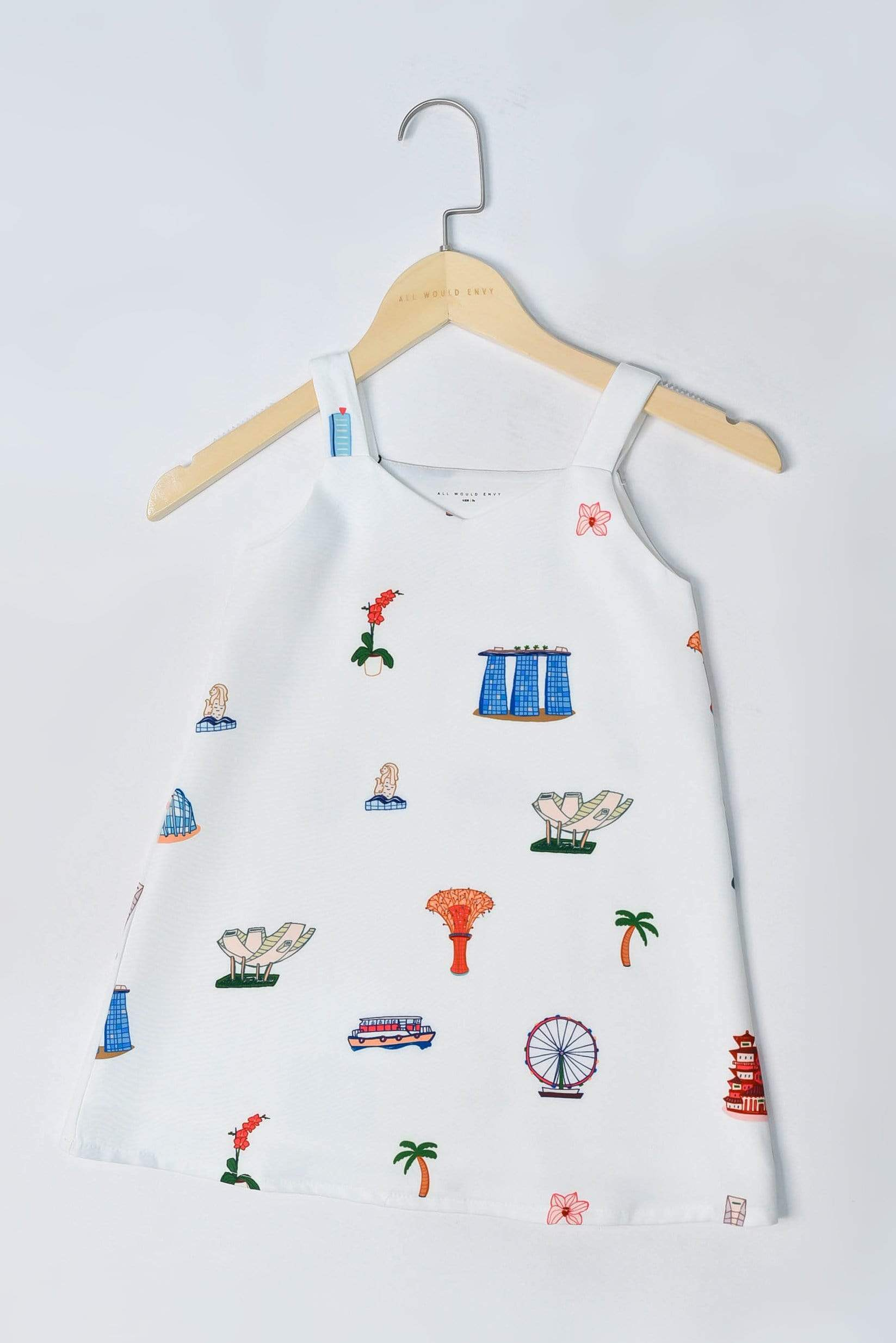 THIS IS HOME KIDS' TWO-WAY DRESS