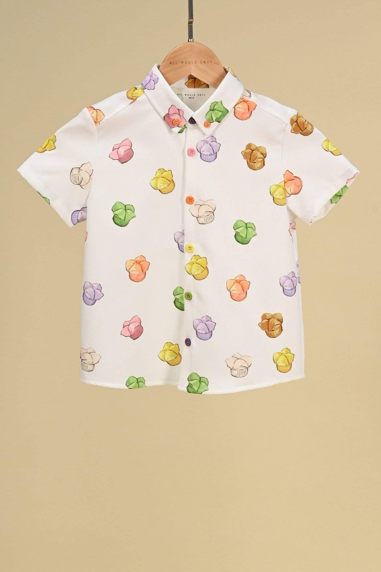AWE Tops HUAT KUEH KIDS' SHIRT