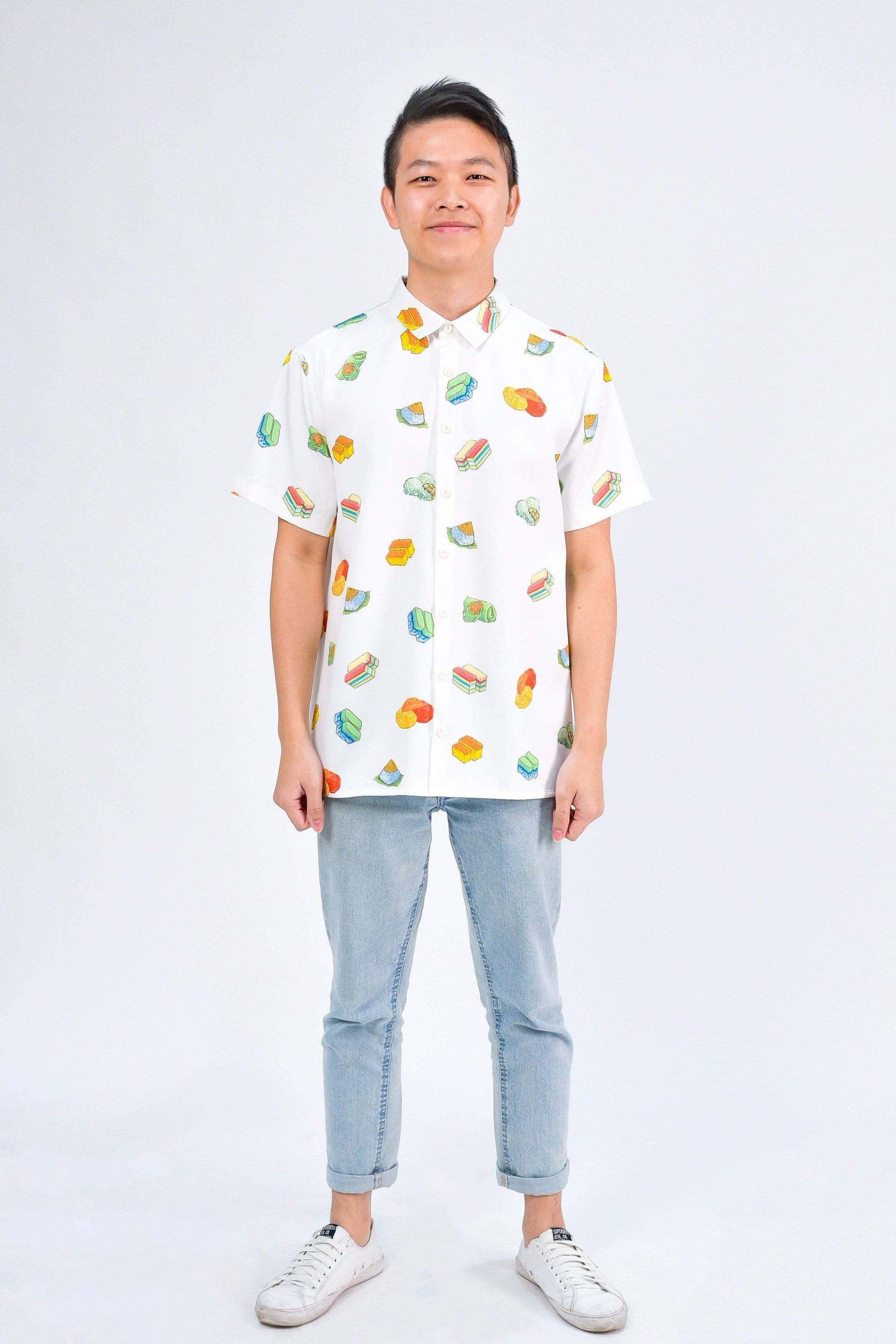 KUEH MEN'S SHIRT