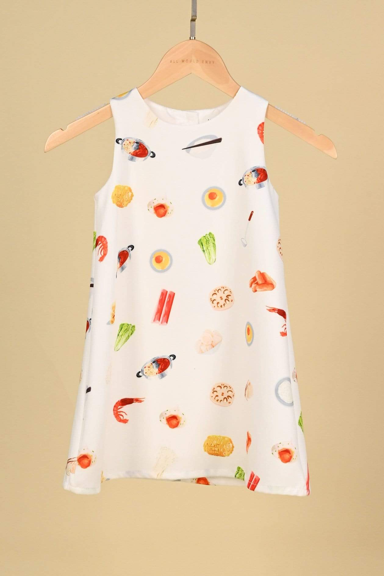 AWE Tops STEAMBOAT KIDS' DRESS