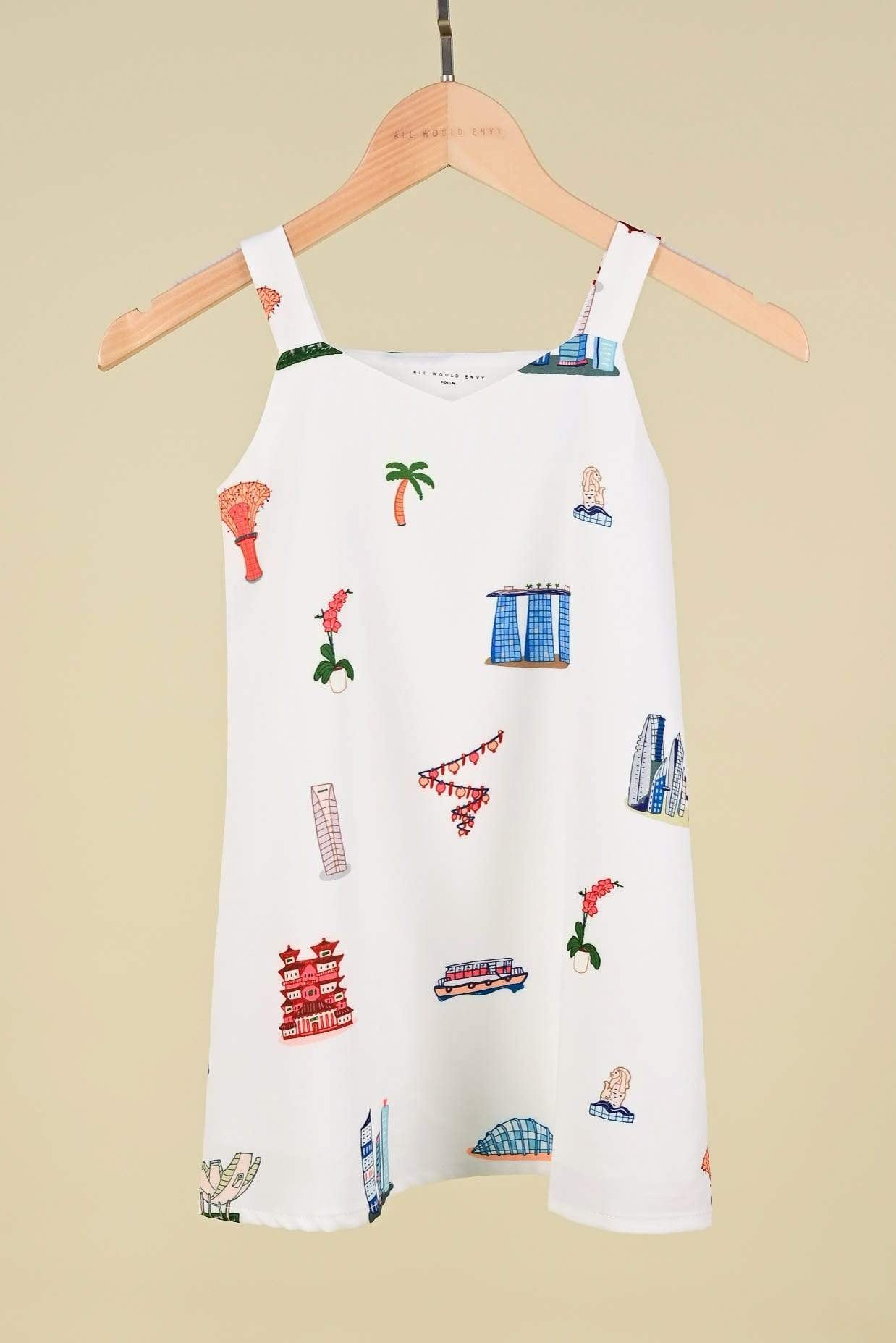 AWE Tops THIS IS HOME TWO WAY KID'S DRESS