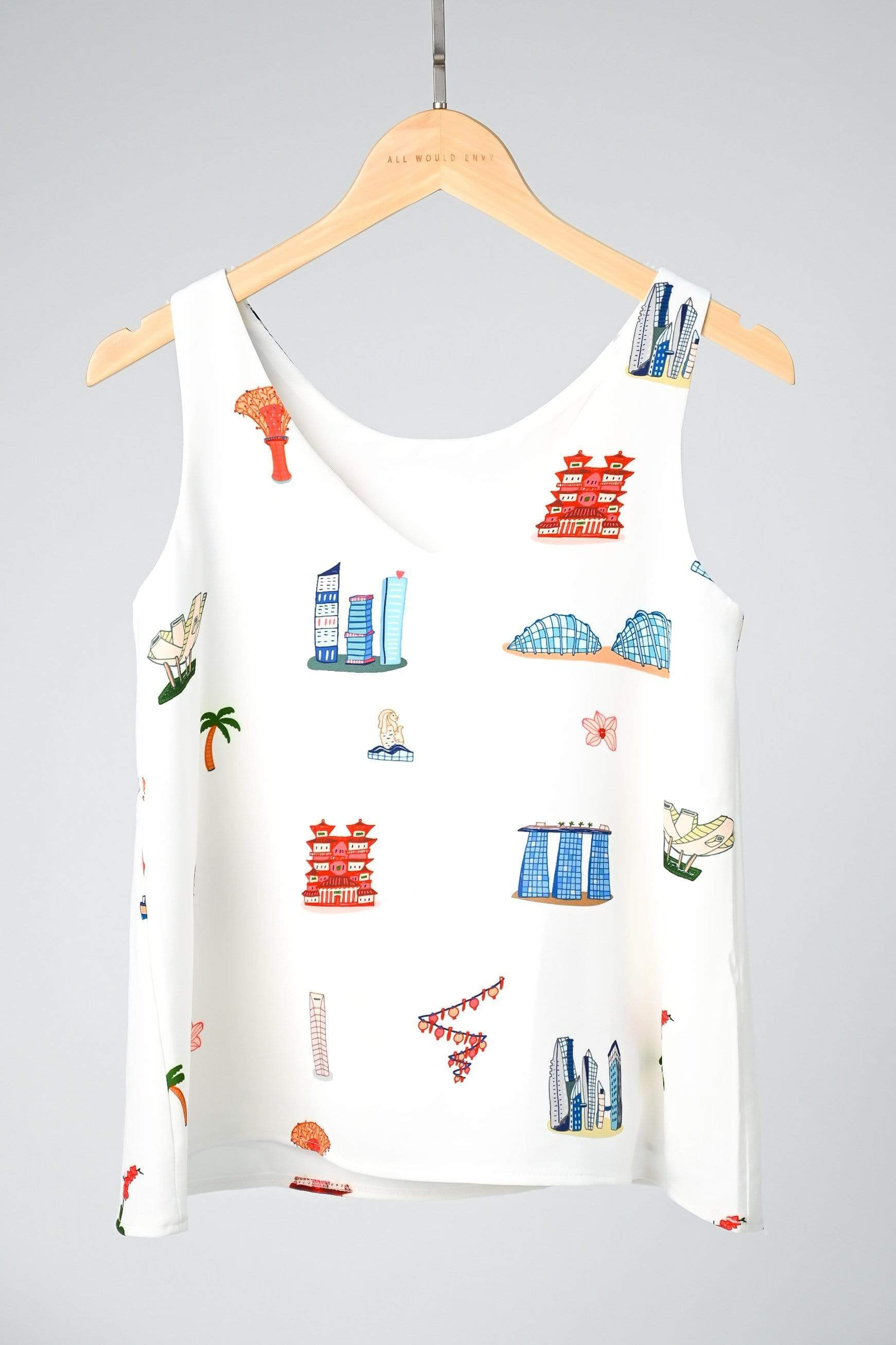 THIS IS HOME TWO-WAY TANK TOP