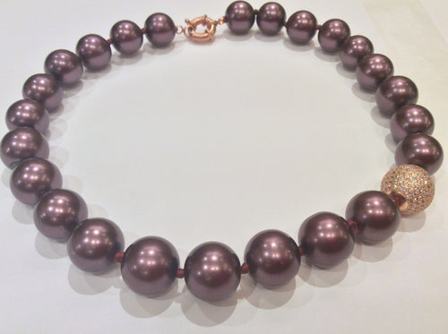 682c87ab520 QUICK VIEW · Tullipe Store necklace pearl