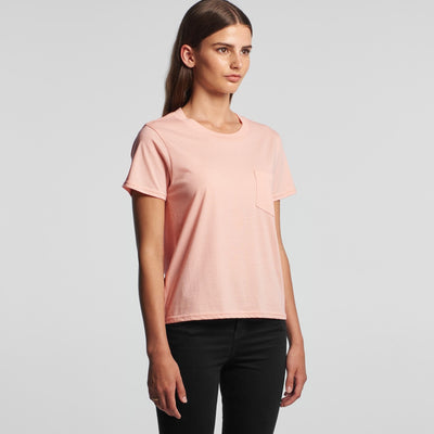 Vaulted Pocket Tee