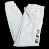 Elev8 White Sweat Joggers