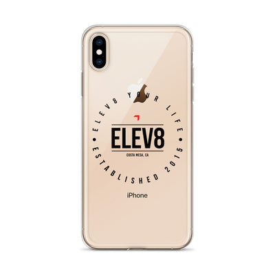 86978ee2ab4 iPhone Case - Elev8 Performance