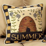 Seasons of Americana Pillow - Spring, Summer