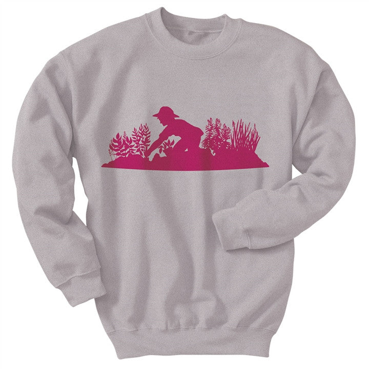 Digging in the Garden Sweatshirt