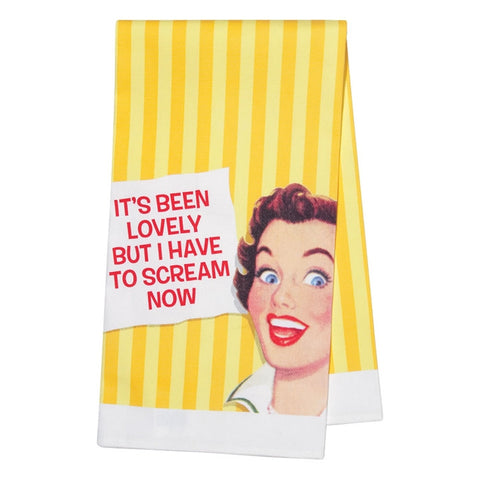 It's Been Lovely... Kitchen Towel