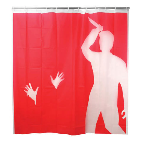 Psycho Shower Curtain (NB)