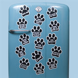 Magnetic Pedigrees Paw Magnets