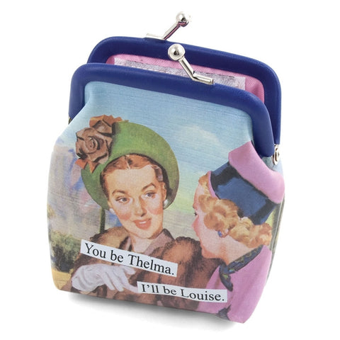 Thelma and Louise Coin Purse