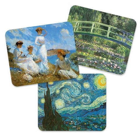 Classic Painting Mouse Pad