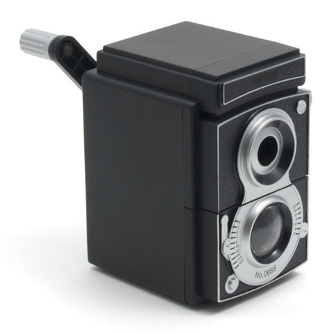 Vintage Camera Pencil Sharpener (NB)