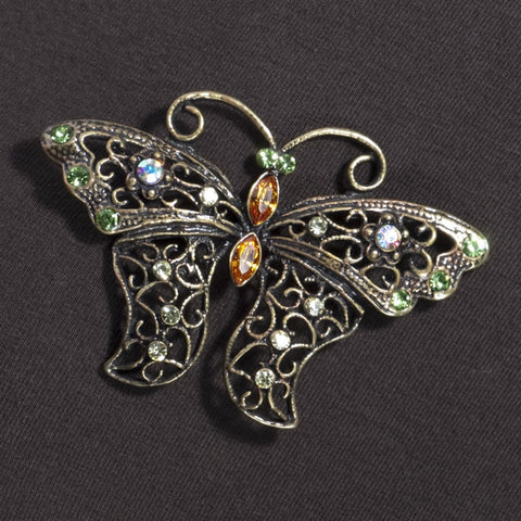Victorian Butterfly Brooch (NB)