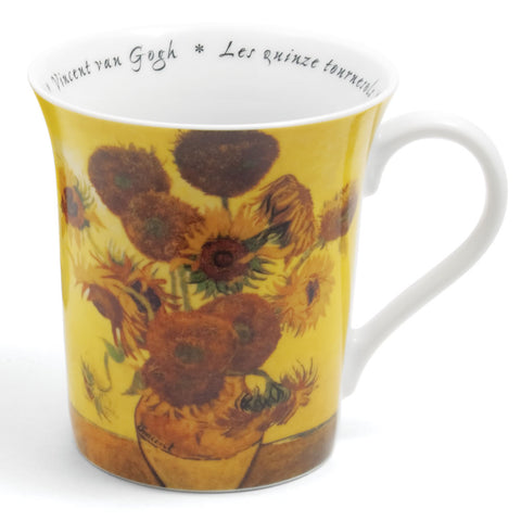 Van Gogh Sunflowers Mug (NB)