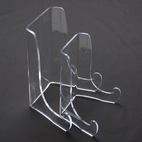 Acrylic Easel Display Stand (NB)