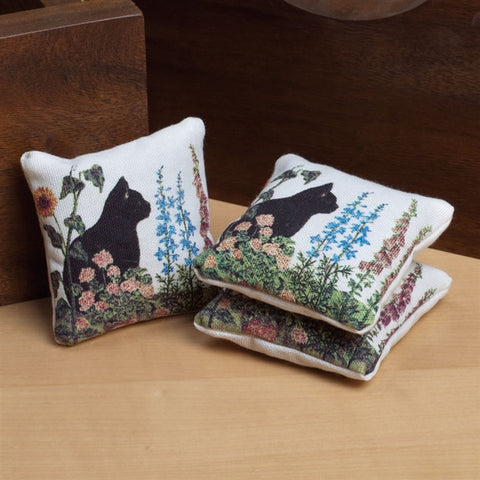 Wildflowers & Cat Lavender Sachets