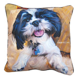 Shih Tzu Baby Pillow