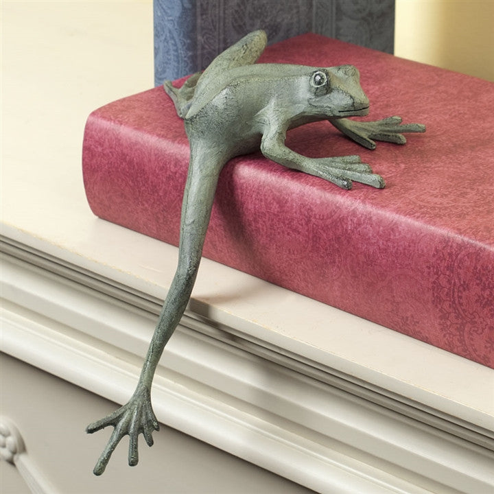 Froggy Long-Leg Shelf Sitter