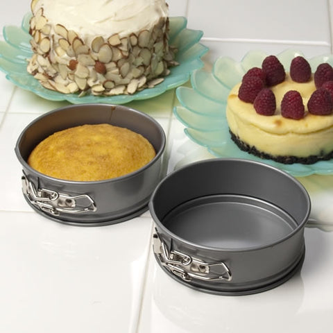 Cake For Two Mini Layer Cake Pans, Set of 2