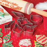 Christmas Ornaments Cookie Cutters Set