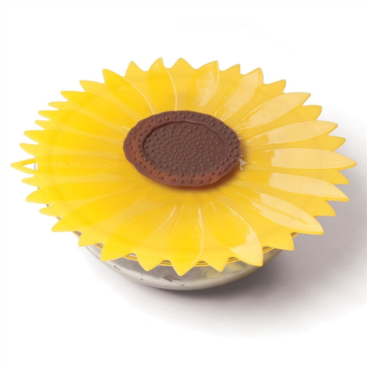 Sunflower Silicone Lid