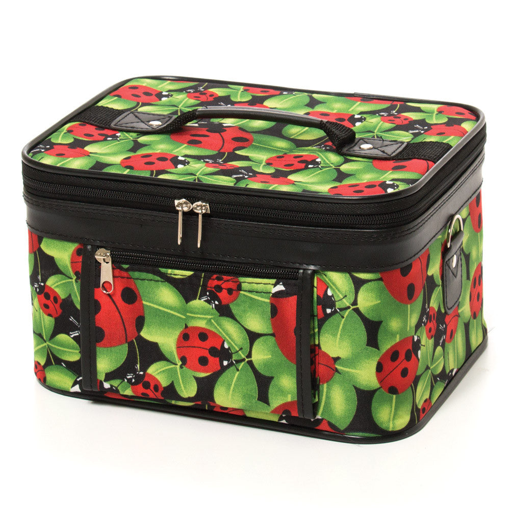 Lovely Ladybugs Train Cases (NB)