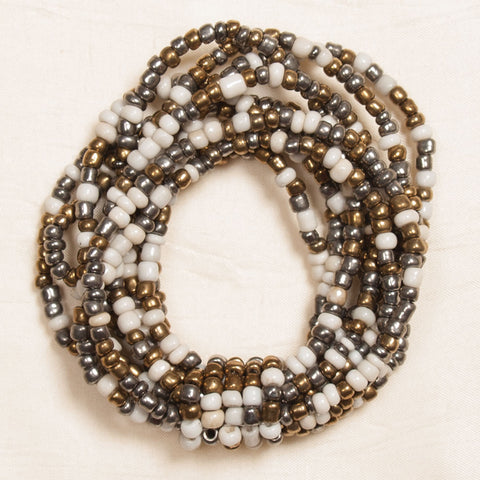 Beaded Knot Stretch Bracelet (NB)