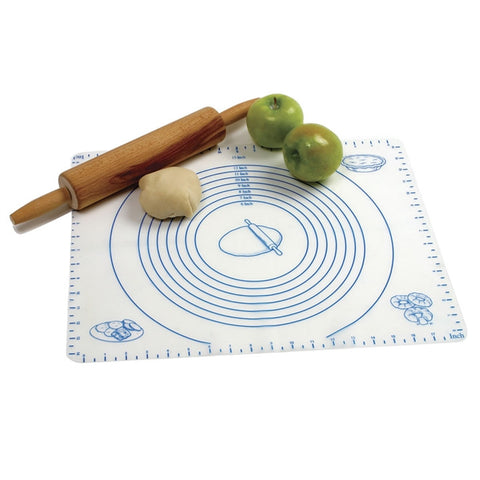 Silicone Pastry Mat with Guide (NB)