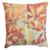 Leaves Collage Indoor/Outdoor Pillow (NB)