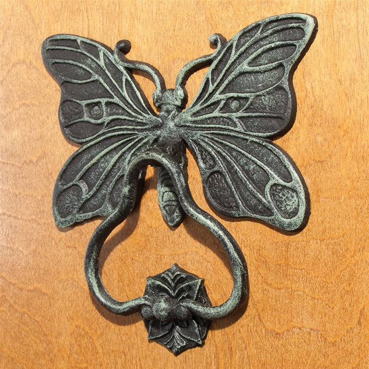 Butterfly Door Knocker