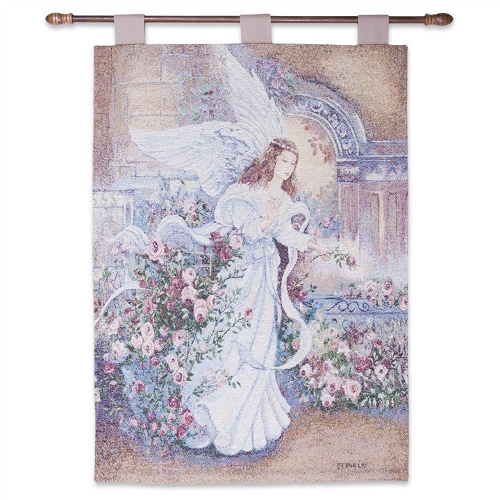 Angel of Love Woven Tapestry (NB)