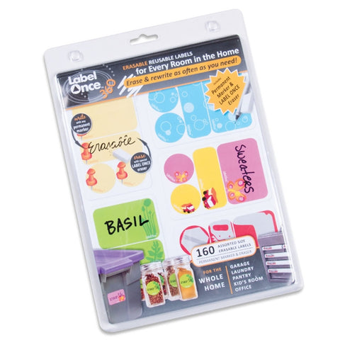 Whole House Organizer Stickers